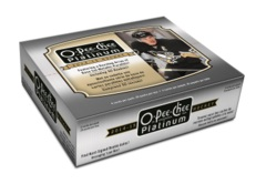 2014-15 O-Pee-Chee Platinum Hockey Hobby Box