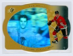 1996-97 SPX Gold #50 Eric Daze