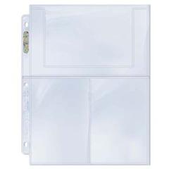 3-Pocket Platinum Page for 4