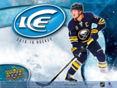 2018-19 Upper Deck Ice Hockey Hobby Box- Call For Pricing & Availability