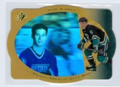 1996-97 SPX Gold #01 Paul Kariya