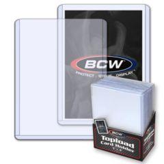 BCW 35pt Regular Toploaders (25)