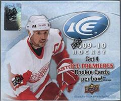 2009-10 Upper Deck Ice Hockey Hobby Box