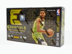 2017-18 Panini Essentials Basketball Hobby Box