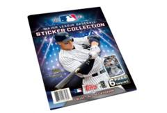 2018 Topps Baseball Sticker Collection Album