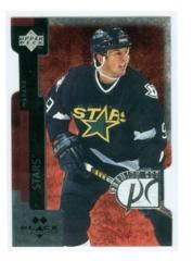 1997-98 Black Diamond Premium Cut Double Diamond #PC25 Mike Modano