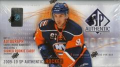 2009-10 SP Authentic Hockey Hobby Box