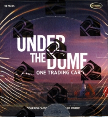 2014 Rittenhouse Under the Dome Season 1 Hobby Box