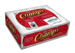 2015-16 Upper Deck Champ's Hockey Hobby Box