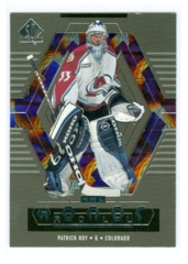 1999-00 SP Authentic Honor Roll #HR2 Patrick Roy