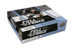 2015-16 Upper Deck Full Force Hockey Hobby Box