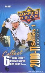 2010-11 Upper Deck Hockey Series 1 Hobby Box