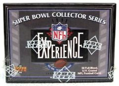 1993 Upper Deck NFL Superbowl Collectors Series Factory Set