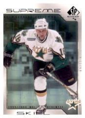 1999-00 SP Authentic Supreme Skill #SS04 Brett Hull