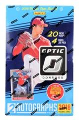 2018 Donruss Optic Baseball Hobby Box