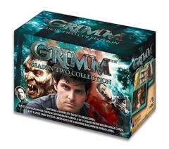 2015 Breygent GRIMM Season 2 Trading Cards Set Box