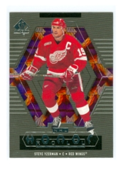 1999-00 SP Authentic Honor Roll #HR3 Steve Yzerman