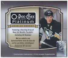 2014-15 O-Pee-Chee Platinum Jumbo Box