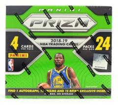 2018-19 Panini Prizm Basketball 24-Pack Retail Box