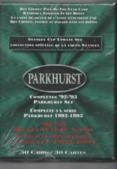 1992-93 Parkhurst Hockey Complete Set (Unsealed)