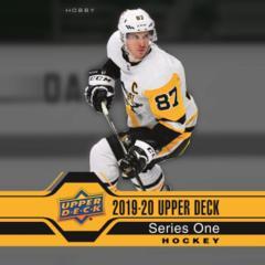 2019-20 Upper Deck Series 1 Hockey Retail Pack