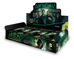 2015 Cryptozoic Arrow Season 2 Hobby Box