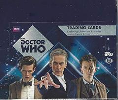 2015 Topps Doctor Who Hobby Box