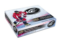2015-16 Upper Deck Ice Hockey Hobby Box