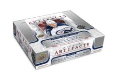 2017-18 Upper Deck Artifacts Hockey Hobby Box