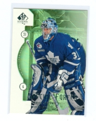 1999-00 SP Authentic Special Forces #SF09 Curtis Joseph