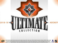 2018-19 Upper Deck Ultimate Collection Hockey Hobby Box- Call For Pricing & Availabilty