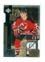 1997-98 Black Diamond Premium Cut Triple Diamond #PC08 Patrik Elias