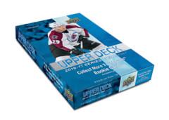 2016-17 Upper Deck Series 2 Hockey Hobby Box