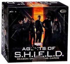 2015 Rittenhouse Marvel Agents of S.H.I.E.L.D. Season 1 Hobby Box