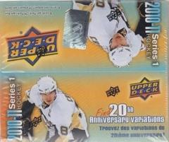 2010-11 Upper Deck Hockey Series 1 Retail Box
