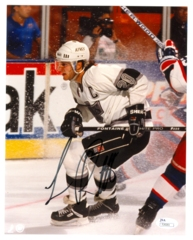 Luc Robitaille Signed 8x10 (Image #1)