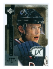 1997-98 Black Diamond Premium Cut Triple Diamond #PC09 Pavel Bure