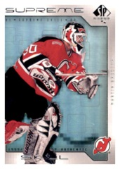 1999-00 SP Authentic Supreme Skill #SS07 Martin Brodeur