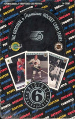 1991-92 Ultimate Original 6 Hockey Box