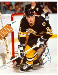 Cam Neely Signed 8x10 (Image #1)