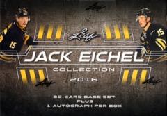2016-17 Leaf Jack Eichel Collection Hockey Hobby Box (Set)