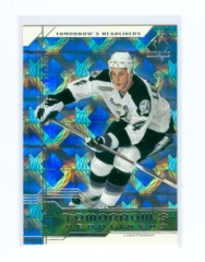 1999-00 SP Authentic Tomorrow's Headliners #TH09 Vincent Lecavalier