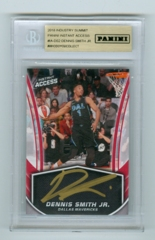 2018 Industry Summit Panini Instant Access #IA-DS2 Dennis Smith Jr.