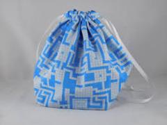 Blue Cherry Faerie Bag