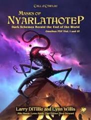 Call of Cthulhu :  Masks of Nyarlathotep