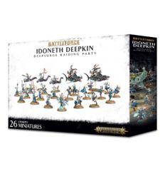 Battleforce: Idoneth Deepkin Deepsurge Raiding Party