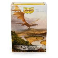 Dragon Shield Sleeves: Art Sleeves - The Oxbow (Box Of 100)