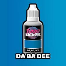 Turbo Dork: Da Ba Dee