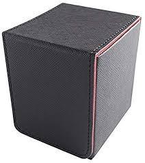 Creation Line Deck Box: Small - Black
