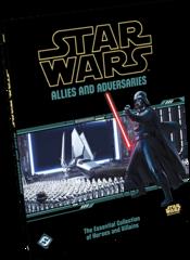 Star Wars RPG: Allies and Adversaries Hardcover
